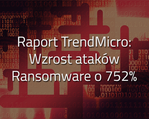 Raport TrendMicro: Wzrost ataków ransomware
